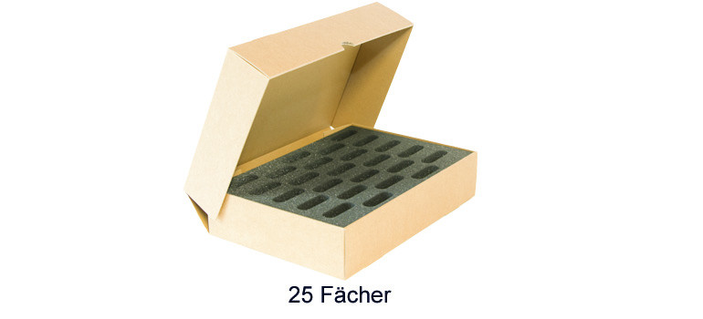 Protecmousse 25 Fächer